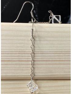 JUSTIN JEWELS Création artisanale bracelet argent opale rose et aventurine